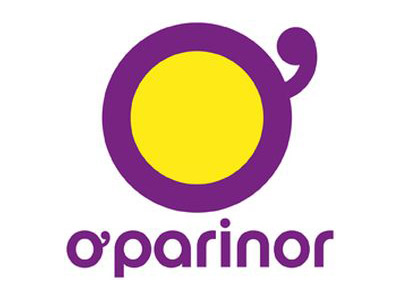 logo oÕparinor couleur